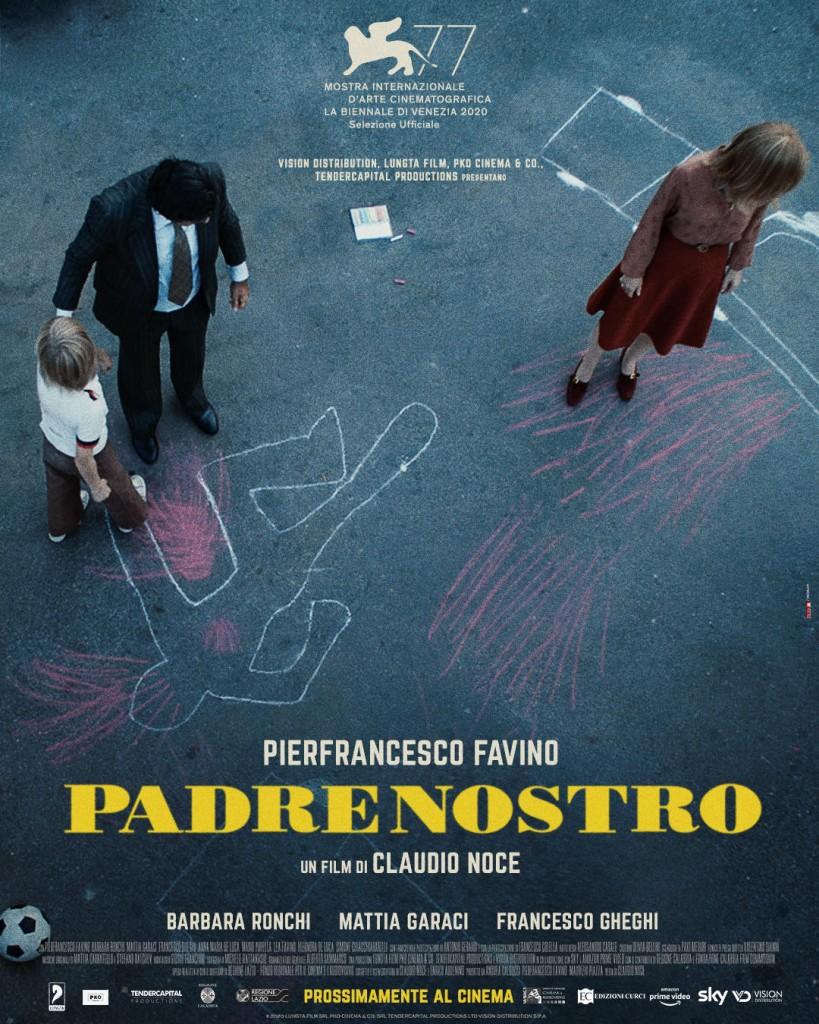 Mostra Cinema 77 Padre Nostro