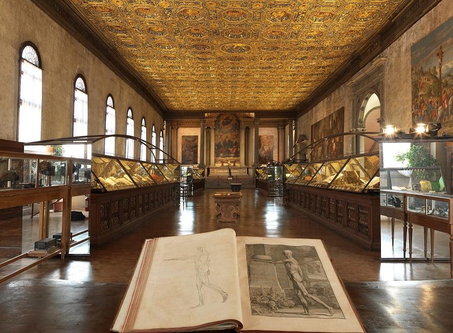 Santi Giovanni e Paolo - Veduta Della Sala Del Capitolo, Scuola Grande Di San Marco, Venezia