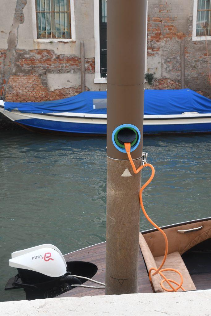 E-dock La Palina Elettrificata