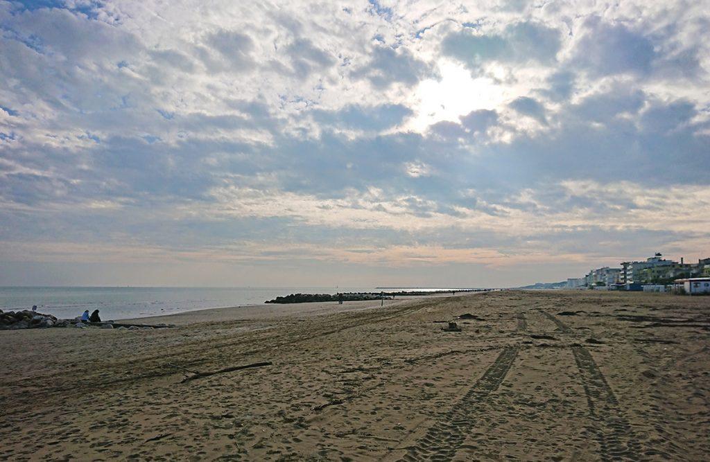 Spiaggia Di Ponente Caorle