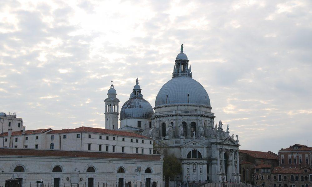 Madonna Della Salute Basilica Da Punta Della Dogana