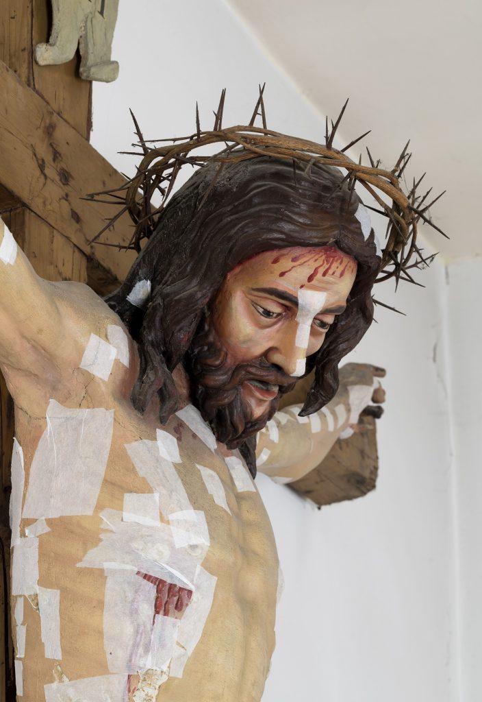 Cristo Parlante San Francesco Della Vigna