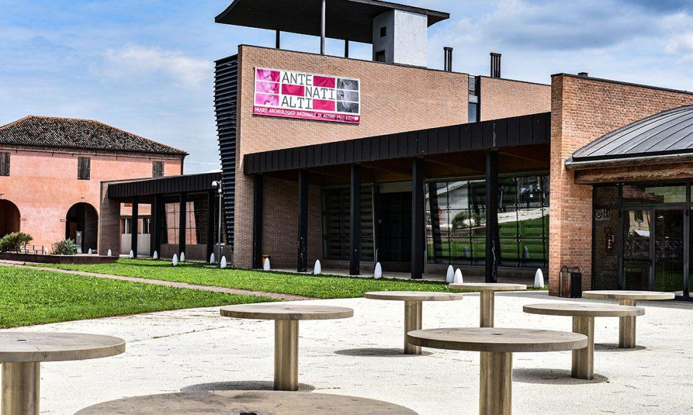 Museo Altino Esterno