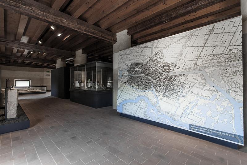 Museo Di Altino Mappa
