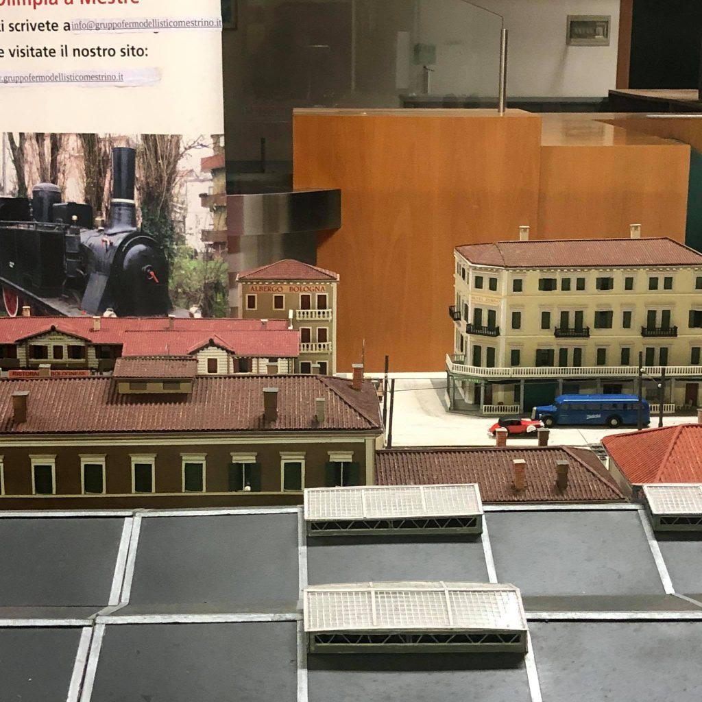 Stazione Mestre Albergo Bologna