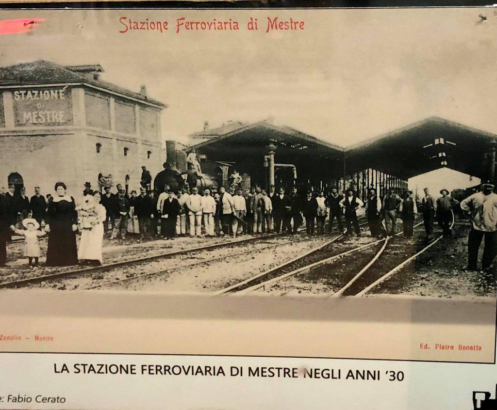 Stazione Ferroviaria Anni 30