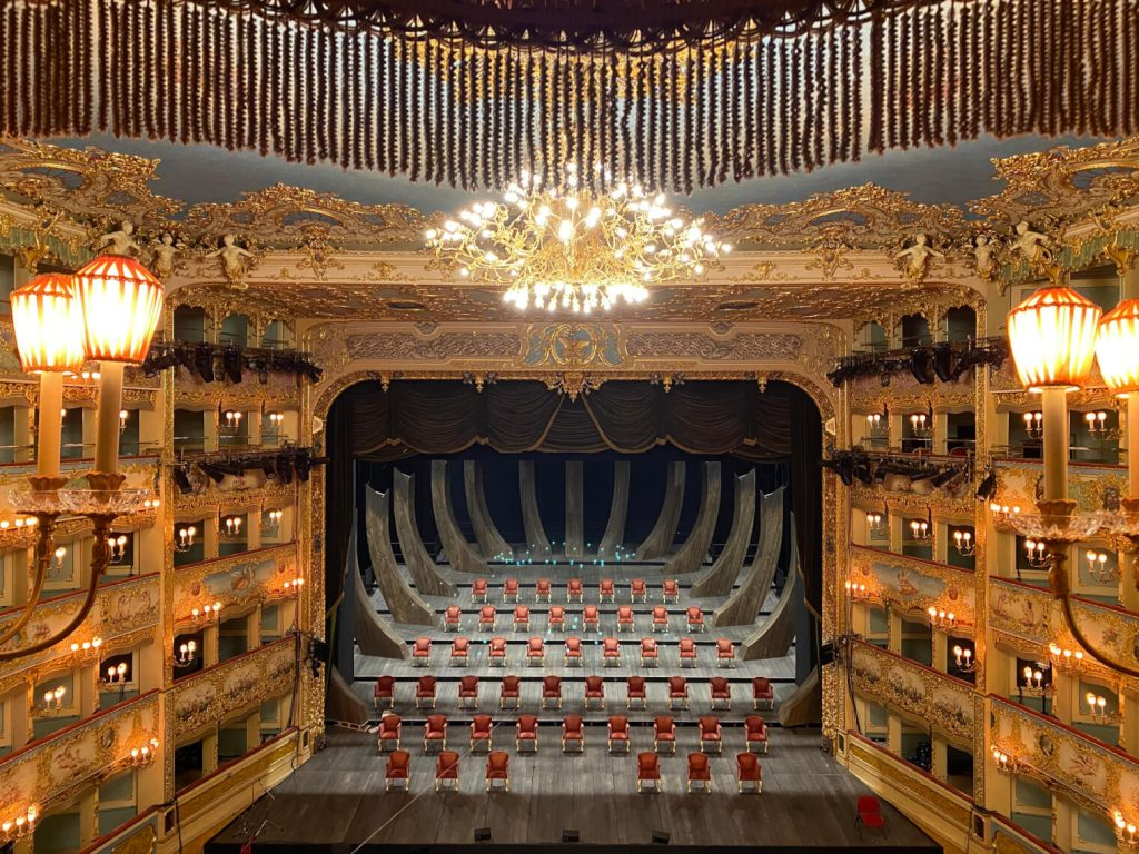 Arca Teatro La Fenice