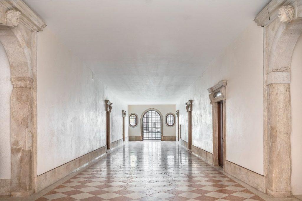 Interno Palazzo Vendramin Grimani