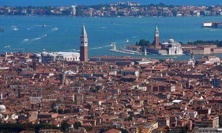 Venezia Con Laguna