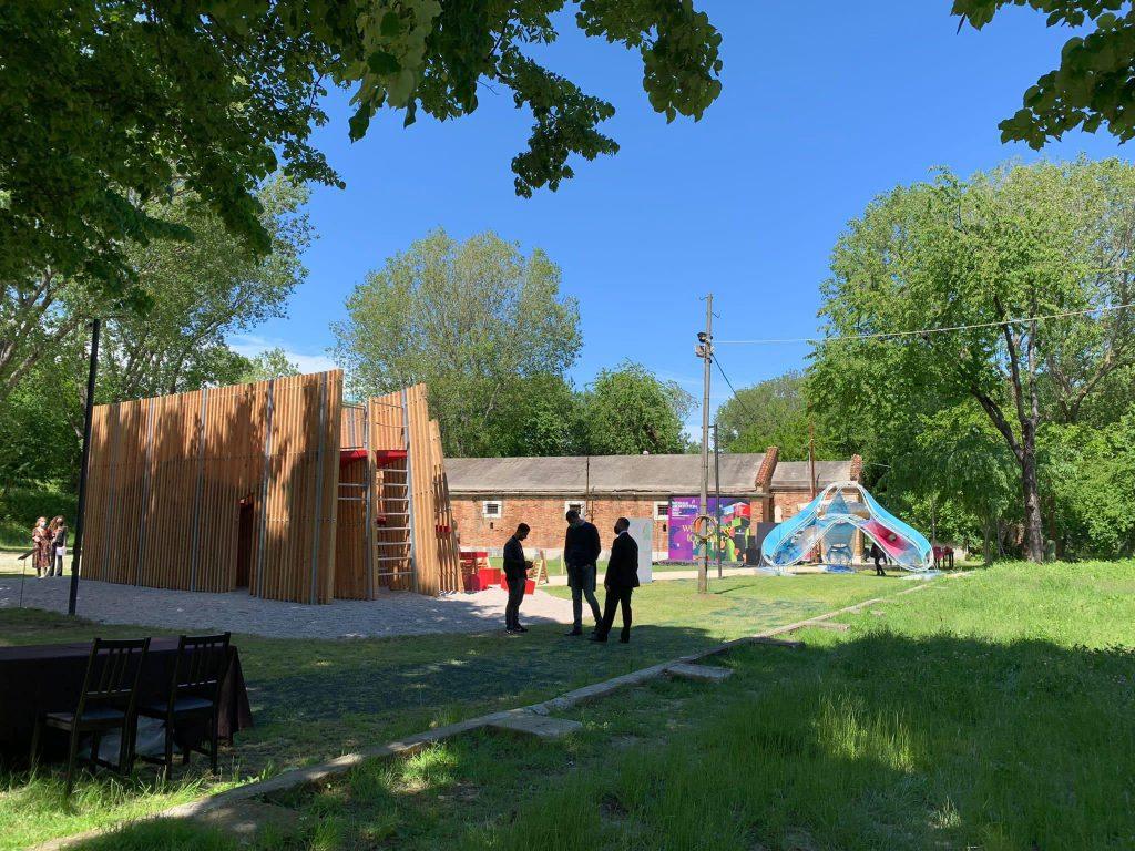 Forte Marghera Biennale