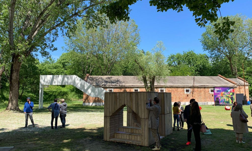 Forte Marghera Biennale Esterni