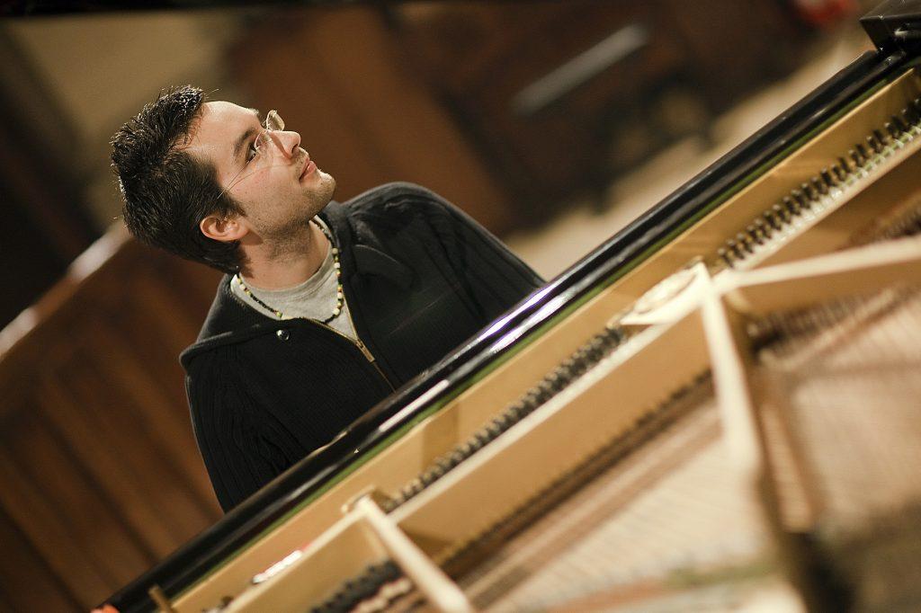 Pianista Livio Minafra