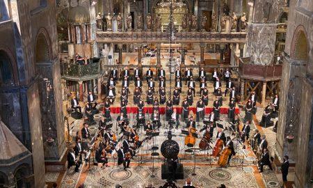 La Fenice Riparte Basilica San Marco
