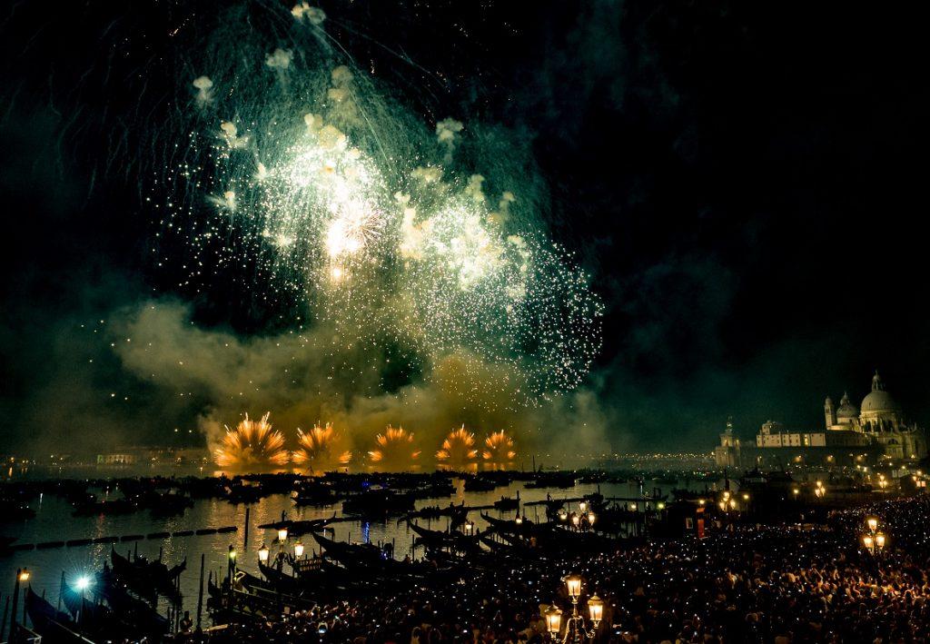 Fuochi D'artificio Redentore
