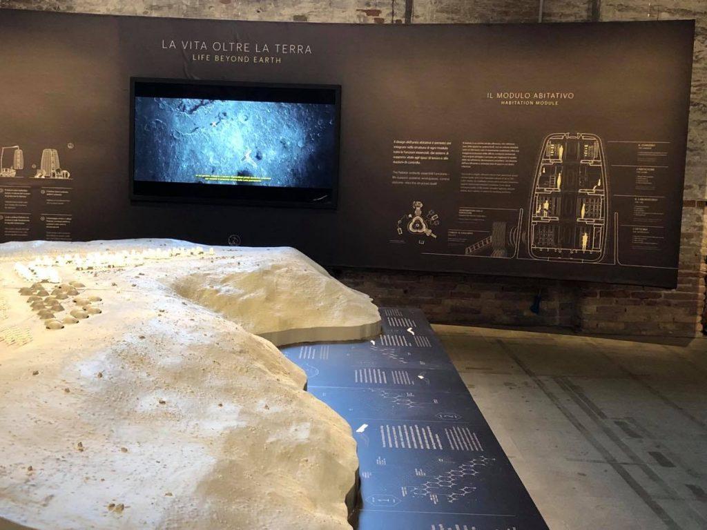 Villaggio Lunare Modulo Abitativo