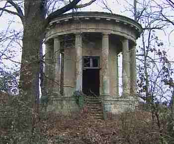 Il tempio della frazione di Saletta