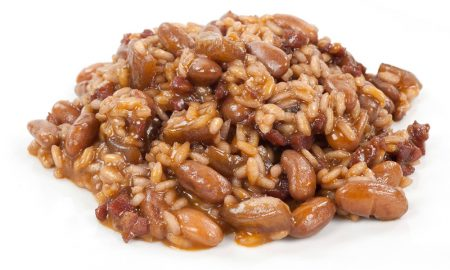 Sagra d'la panissa: il piatto principale
