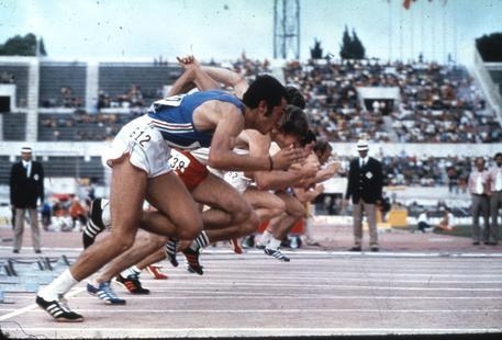 Francesco Zandano in pista