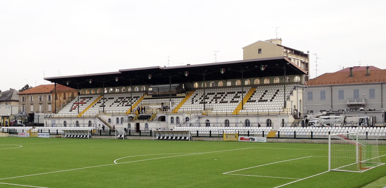 Stadio Piola, Vercelli, Tribuna