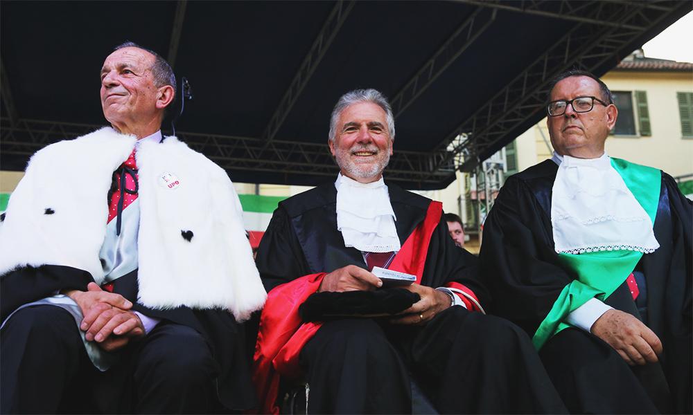 UNIUPO, i rettori Cesare Emanuel e Gian Carlo Avanzi