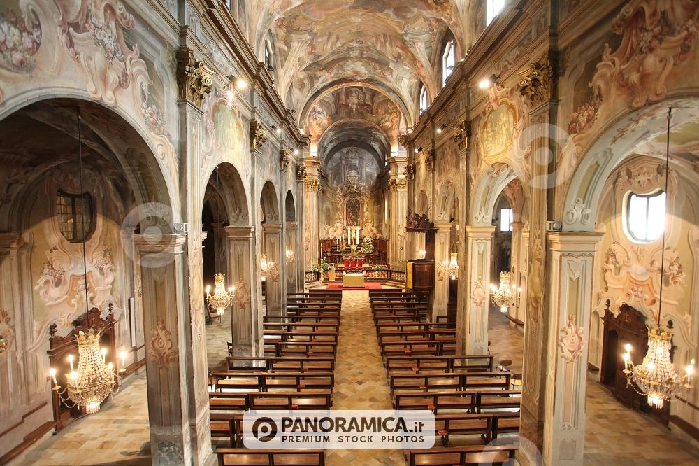 Dentro a San Cristoforo