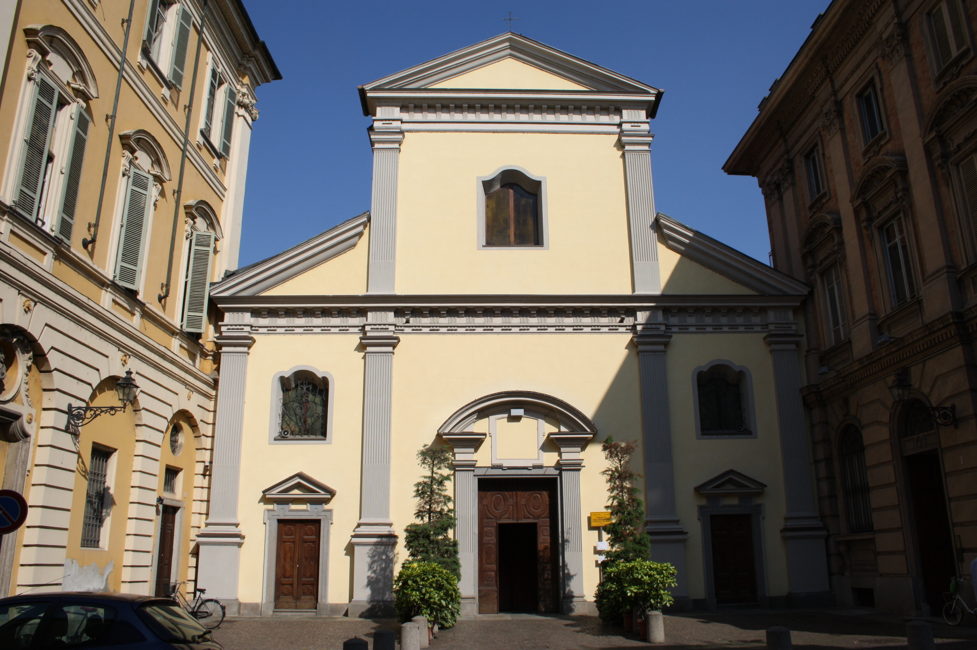 San Cristoforo Vercelli