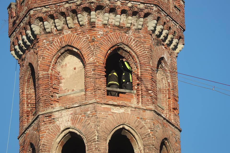 La Torre dell'Angelo - Foto Andrea Cherchi