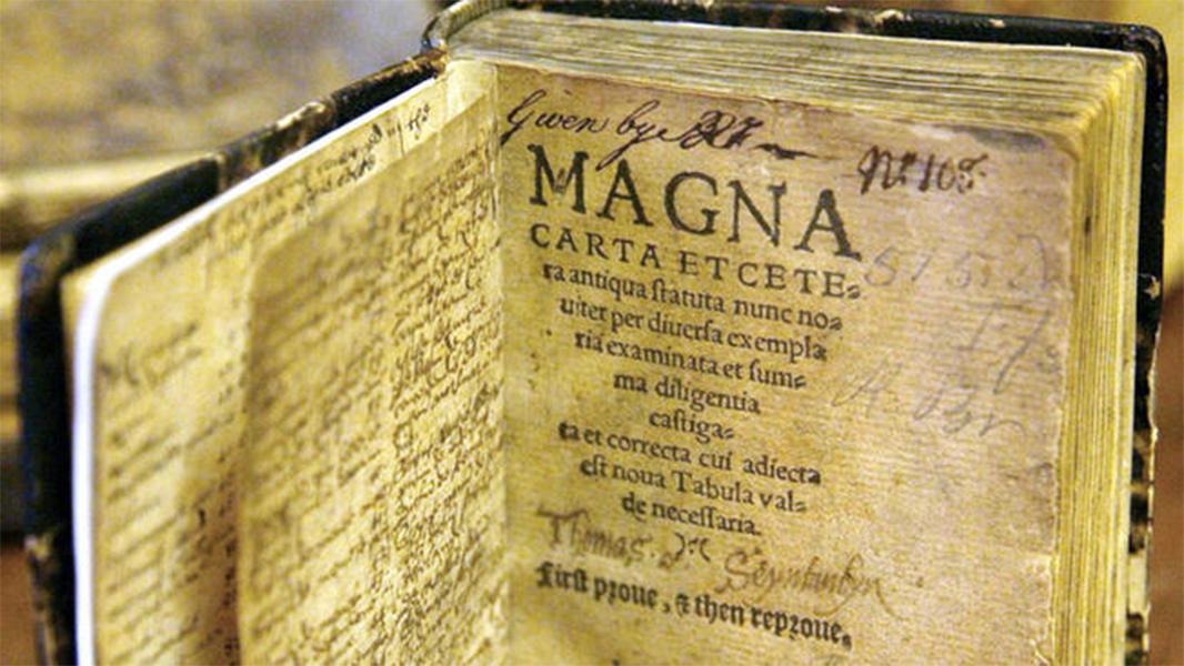 La Magna Charta