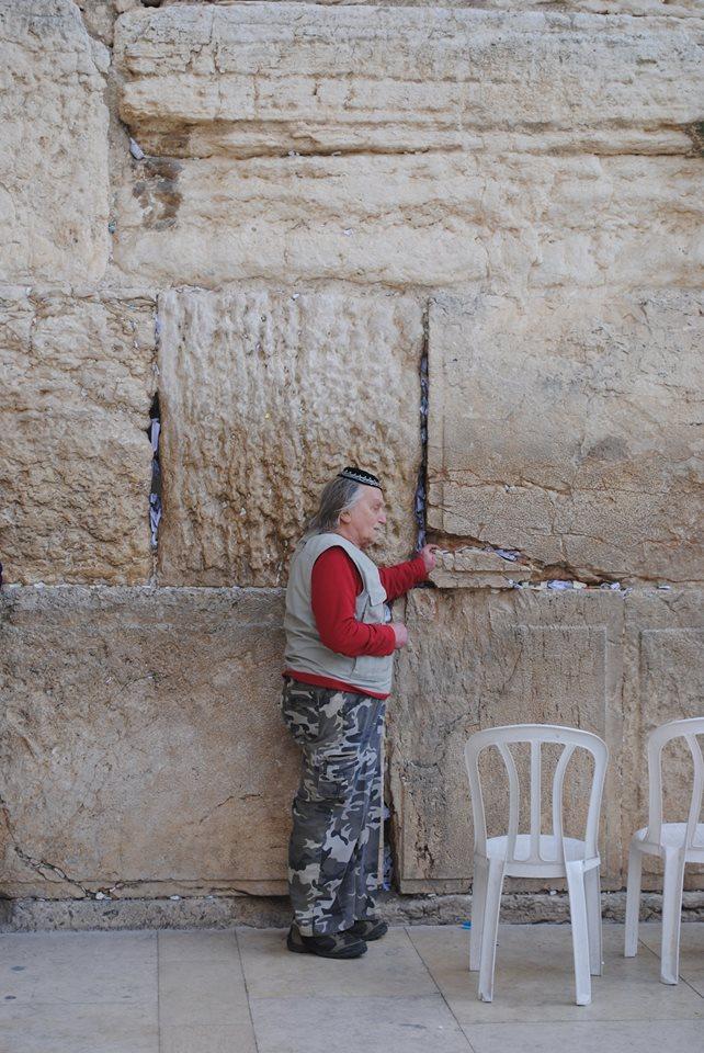 Mario Pollarolo a Gerusalemme