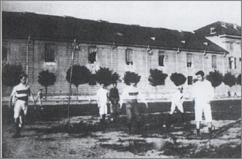 Pro Vercelli la formazione del 1908