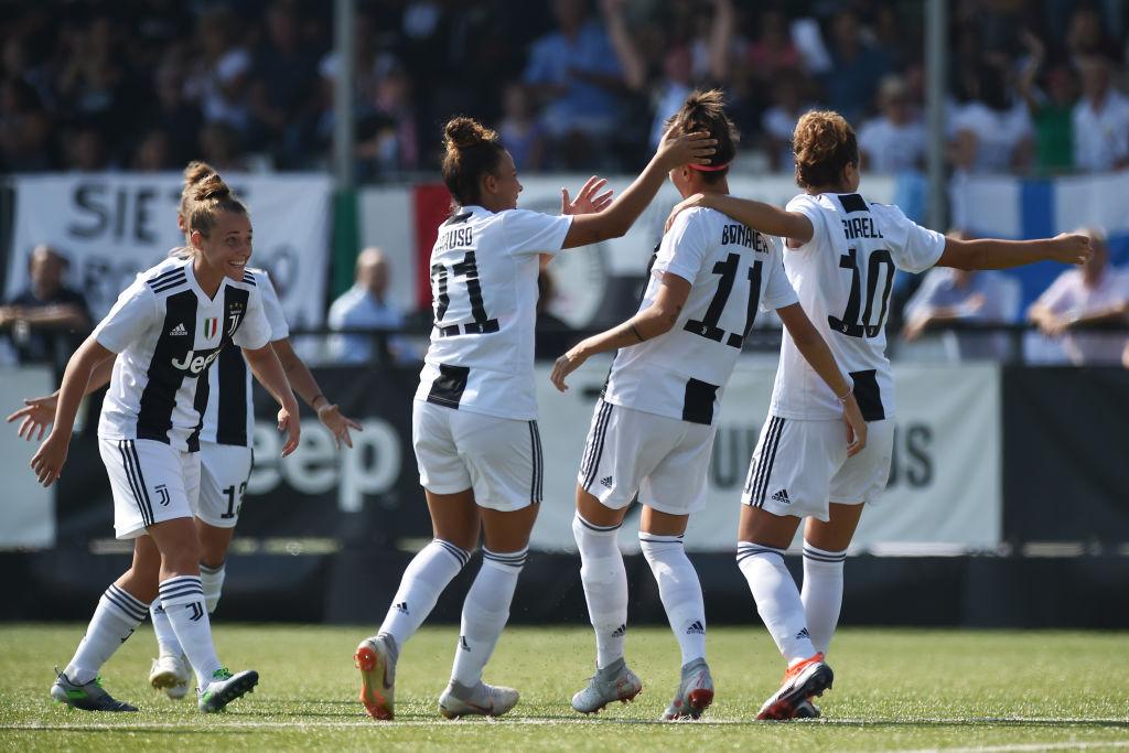 Juventus V Fimauto Valpolicella Women Serie A