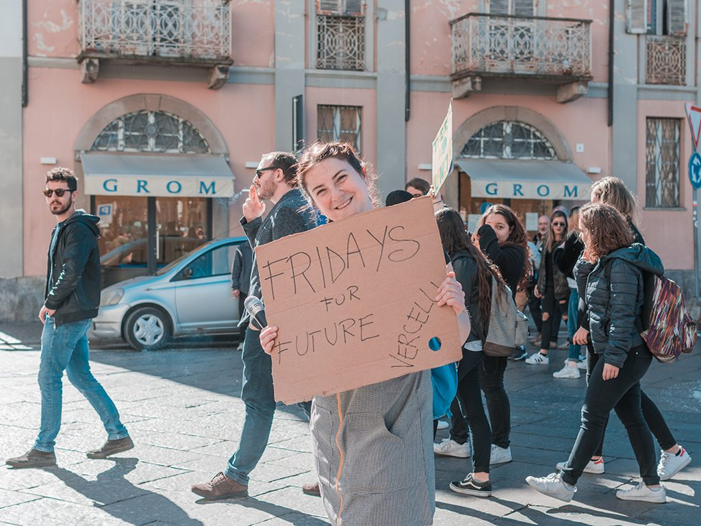 Fridays for Future: Chiara Bruzzi