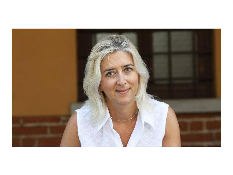 Un ritratto di Francesca Tini Brunozzi, scrittori vercellesi