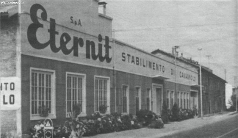 Eternit Casale Monferrato