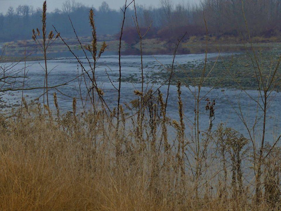 Parco Lame - veduta del fiume