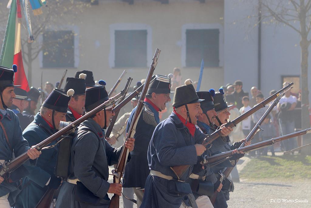 I soldati del Risorgimento Italiano