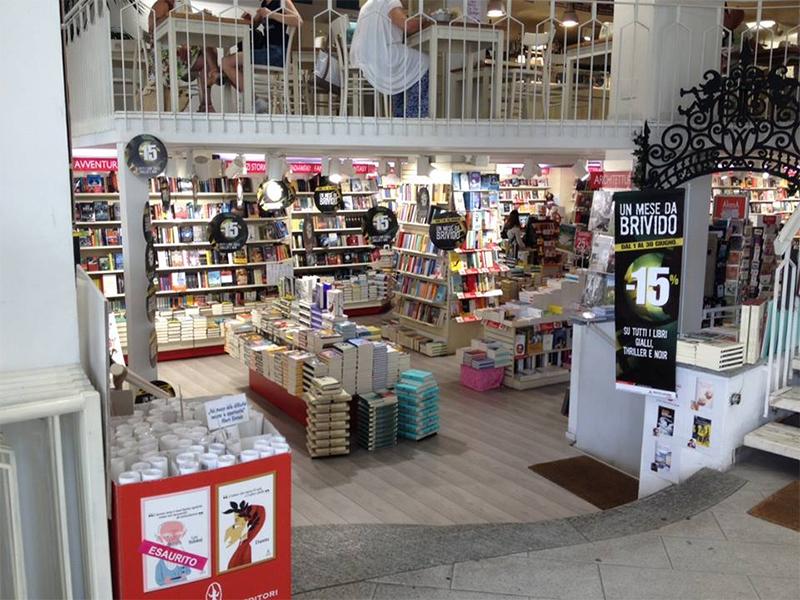 Mondadori, dove si terranno alcuni degli eventi di Vercelli Fantastica.
