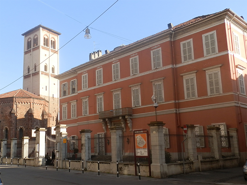 Eleazaro Oldoni espone al museo Borgogna di Vercelli