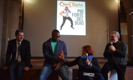 Claudio Costa, Onay Tapia, Patrizia Saccà, Claudio Arrigoni
