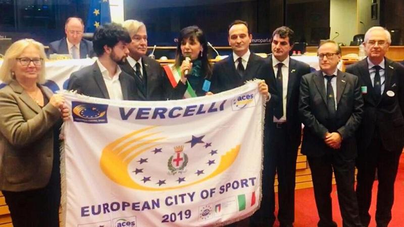 Vercelli Citta Europea Dello Sport