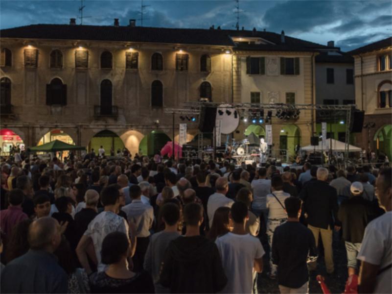 Notte Bianca Piazza Cavour