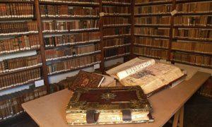 Libri al museo