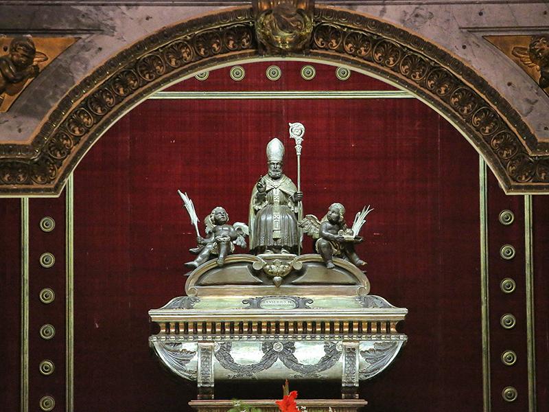 Sant'Eusebio il patrono di vercelli