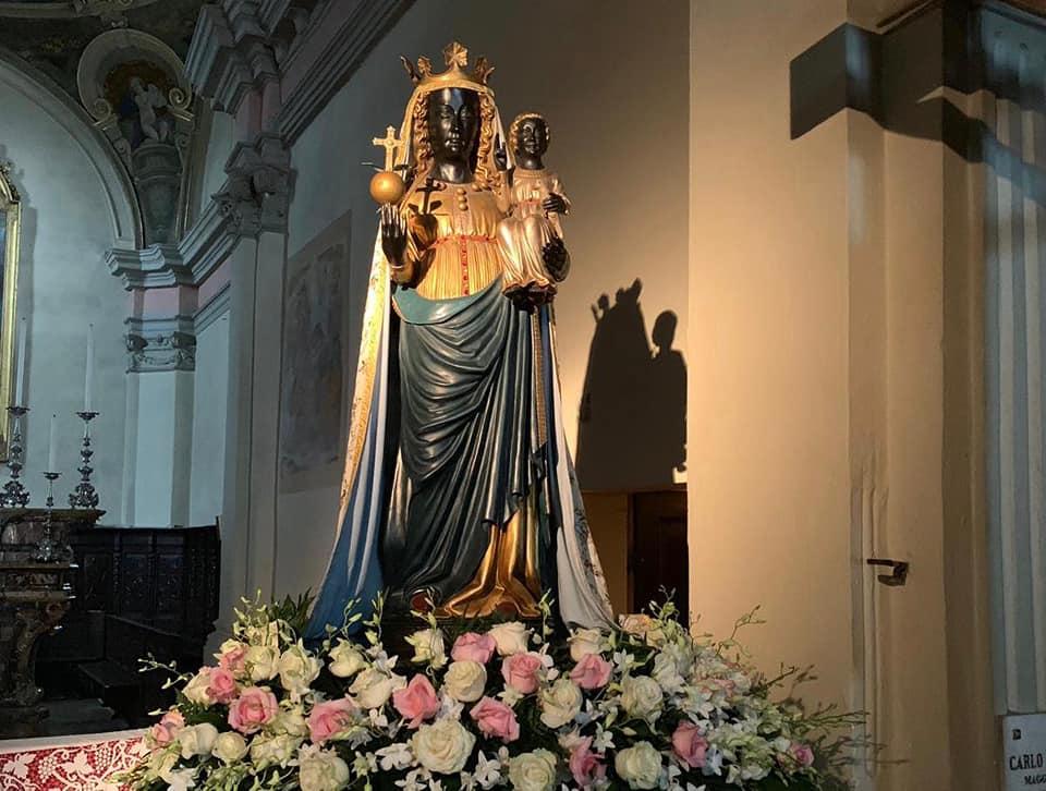 Sant'Eusebio - Madonna Nera