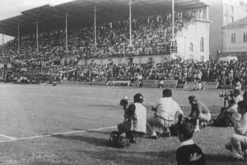 Leonida Robbiano e lo Stadio