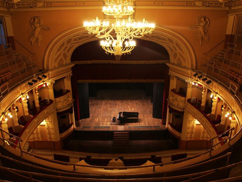 Alberto Angela al teatro Civico di Vercelli