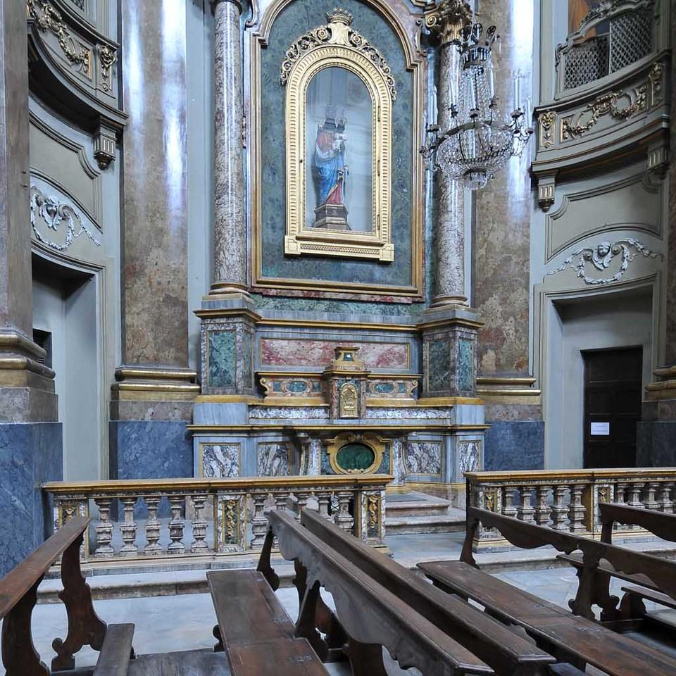 Chiesa Santa Maria Maggiore Madonna
