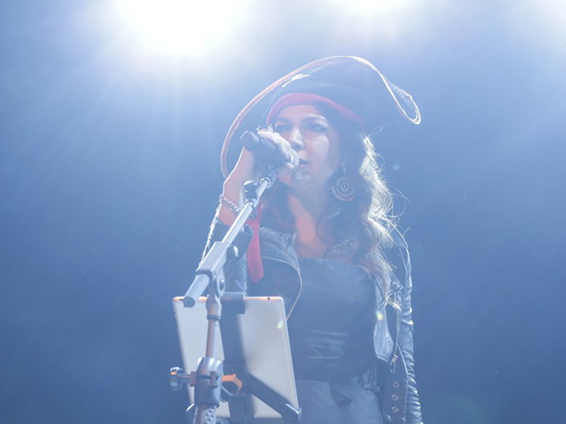 Cristina D'Avena a Trino Vercellese per un nuovo concerto