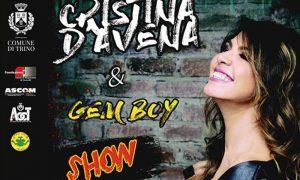 Cristina D'avena show