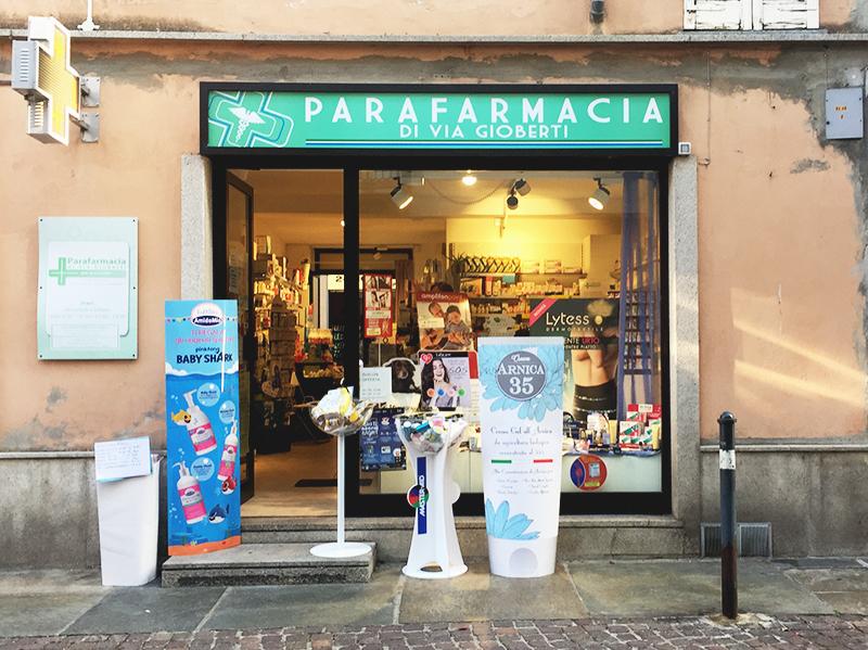 Psicologo In Parafarmacia di Via Gioberti